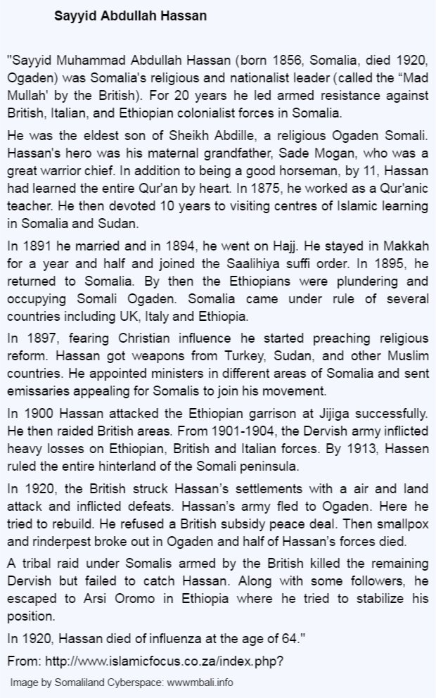 Sayyid Abdullah Hassan