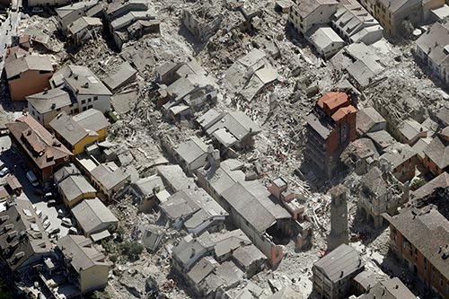 Death toll rises to 247 after earthquake destroys 3 towns in central Italy