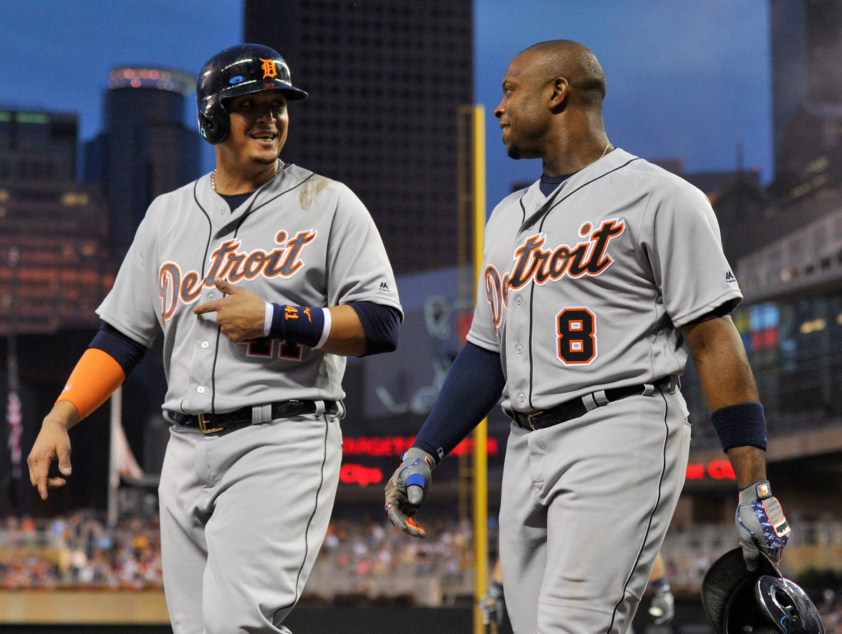 FINAL: Tigers 9, Twins 4; Detroit wins third straight, back to within 5.5 games of Cleveland in AL Central