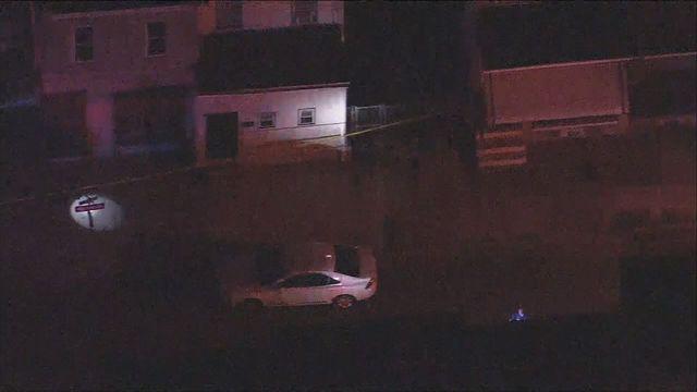 Police: 8-year-old shot in Camden.
