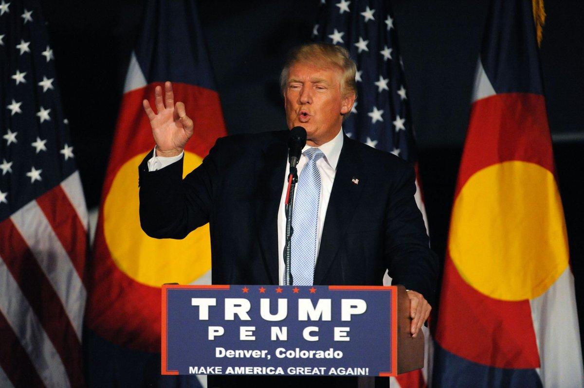 Trump To Attend Fundraiser In Colorado