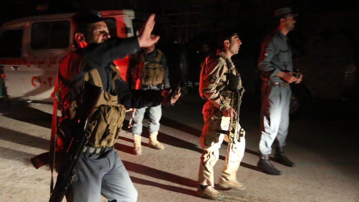 Attack on American University in Afghanistan is over, police say, leaving 7 dead