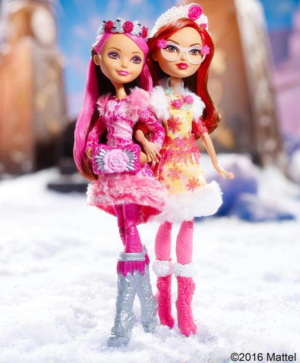 картинки куклы эвер афтер хай зима точно