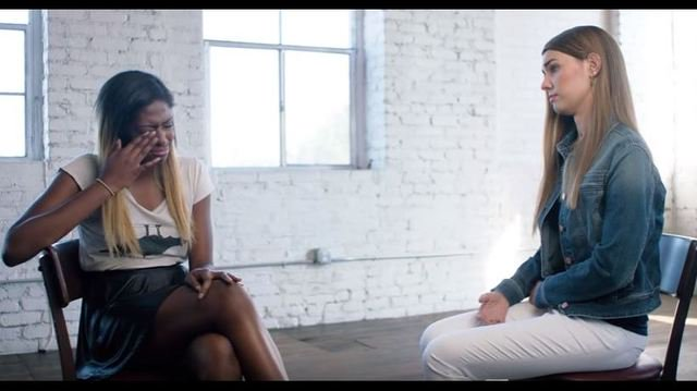 Smiles turn to tears in this powerful anti-texting video