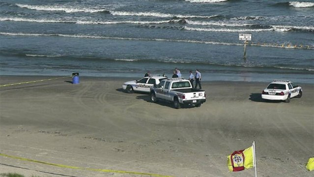 Body found on Galveston beach suffered gunshot wounds