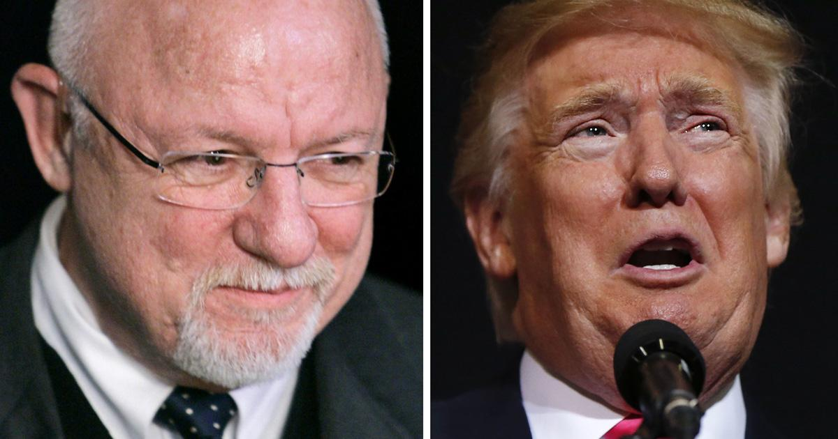 CAPT. OBVIOUS: Super PAC chairman says Trump would