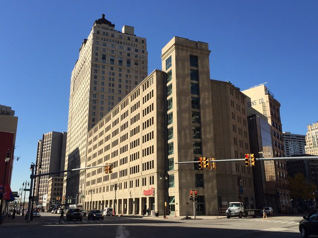 Westin Book Cadillac evacuated overnight after reports of small explosions heard in Detroit
