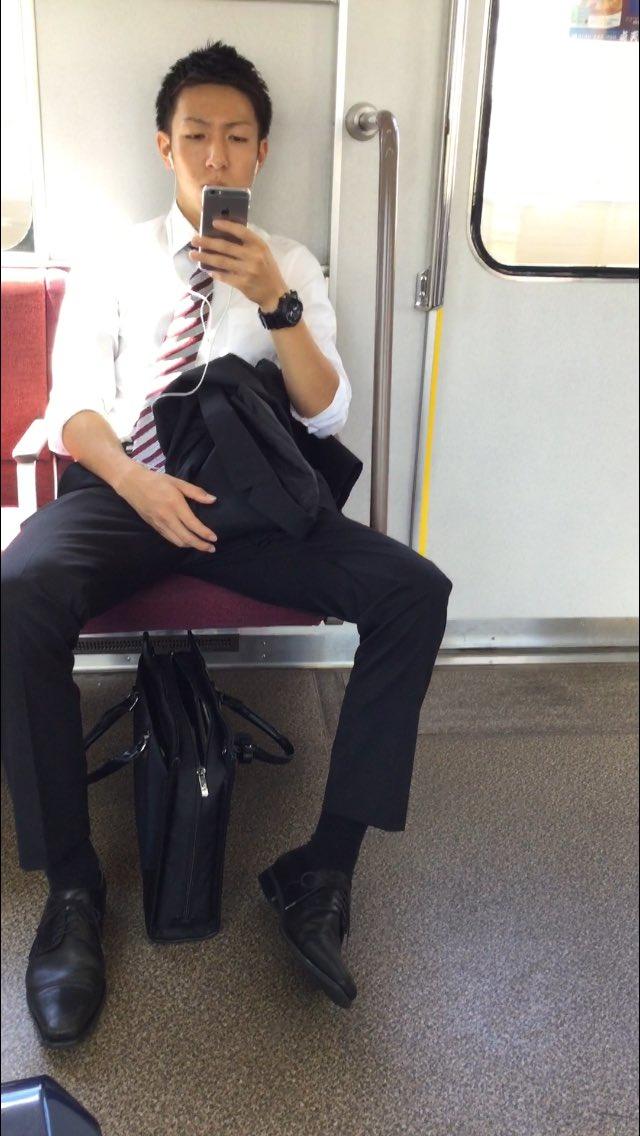 スーツ ゲイ 動画