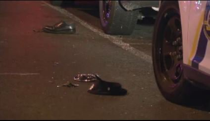 Hit-and-run driver injures Philadelphia Police Sergeant in Manayunk. @JenniJoyceTV is live with details.