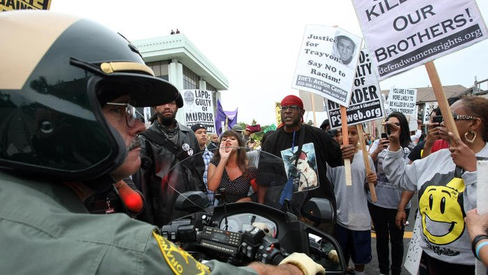 Appeals court overturns jury verdict that cleared Anaheim police in shooting of unarmed man
