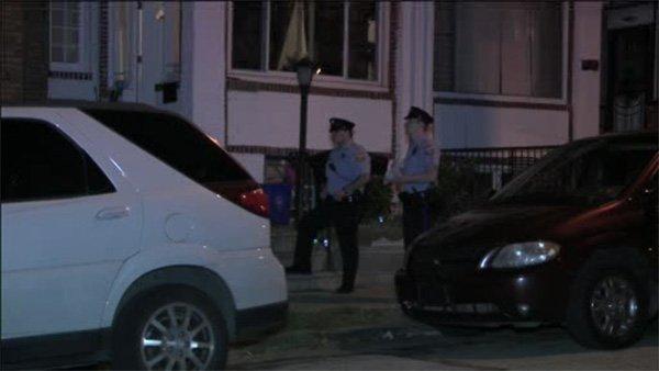 2 separate shootings on the same Germantown street-