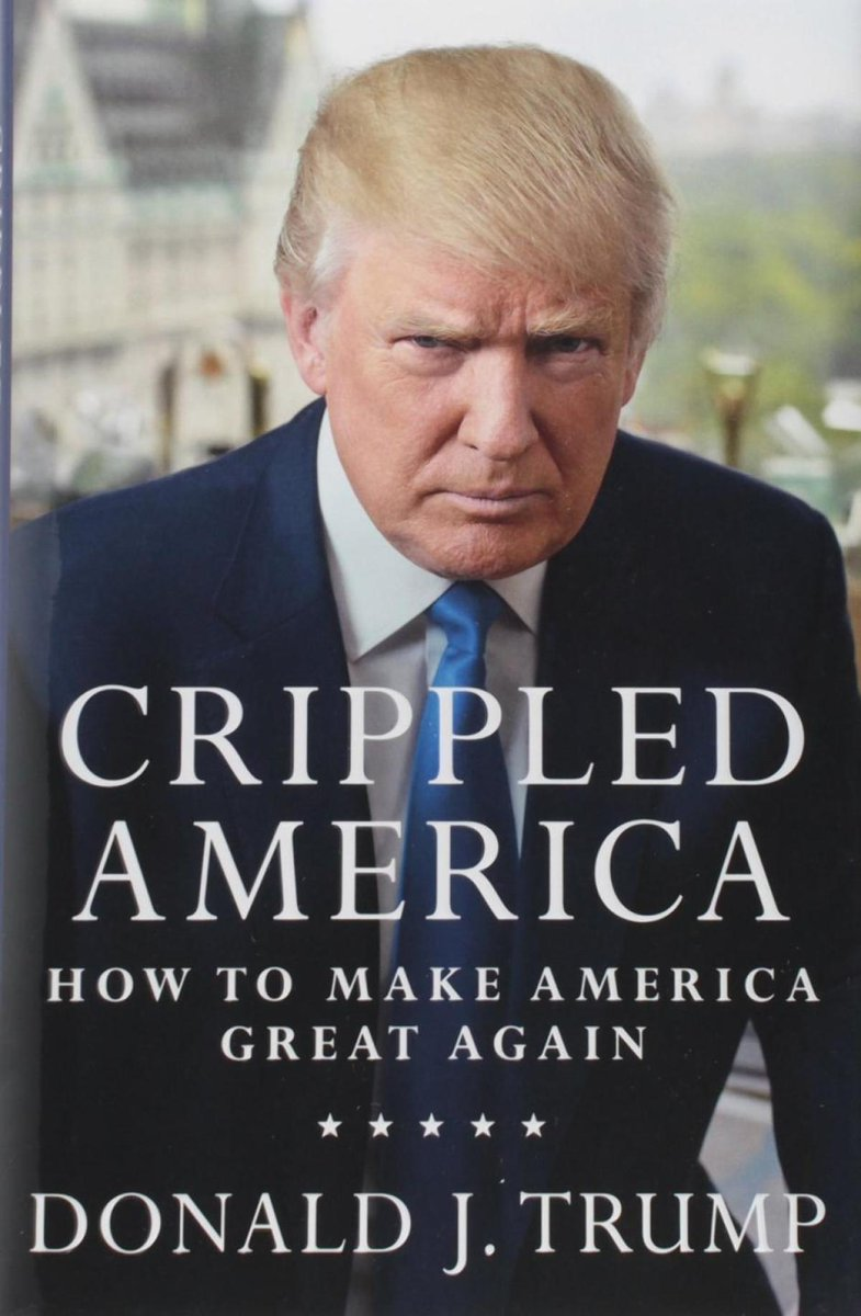 Donald Trump's campaign used more than $55G in donations to buy 3,000 copies of his book