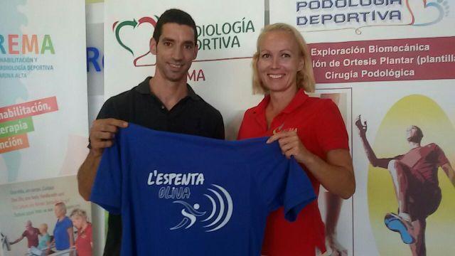 Otro gran club se une a nosotros: L'espenta de Oliva con JUANRA POUS a la cabeza!! DEPORTE y SALUD