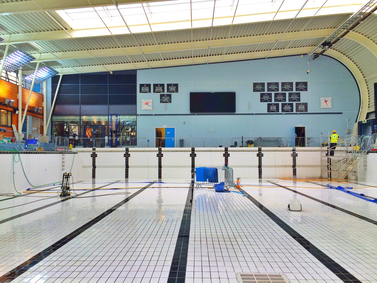 Paulo espa a pauloespanaswim twitter - Loughborough university swimming pool ...
