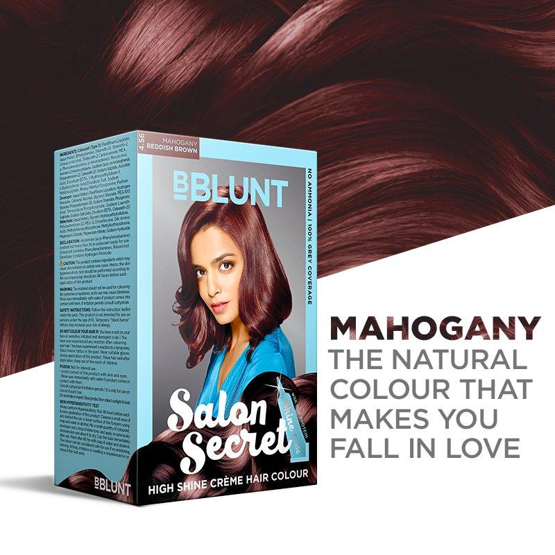 Bblunt On Twitter Introducing Salon Secret High Shine Crme Hair