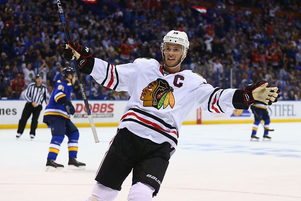 Jonathan Toews named Alternate Captain for Team Canada in World Cup of Hockey