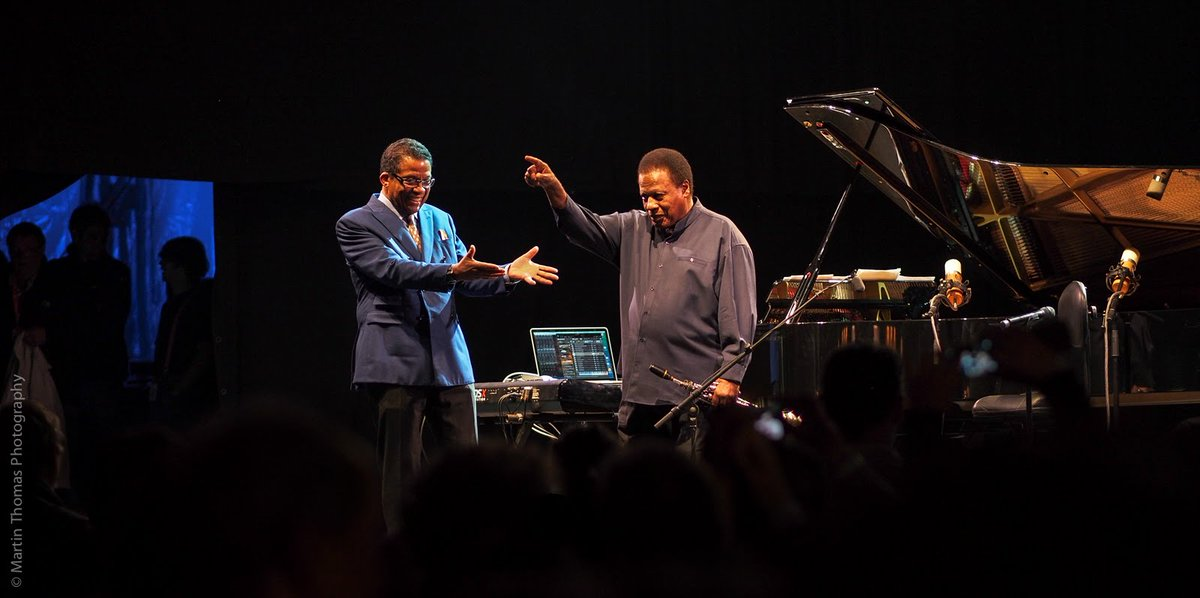 Happy Birthday to the incomparable @Wayne_Shorter! https://t.co/e3nNezbTFZ
