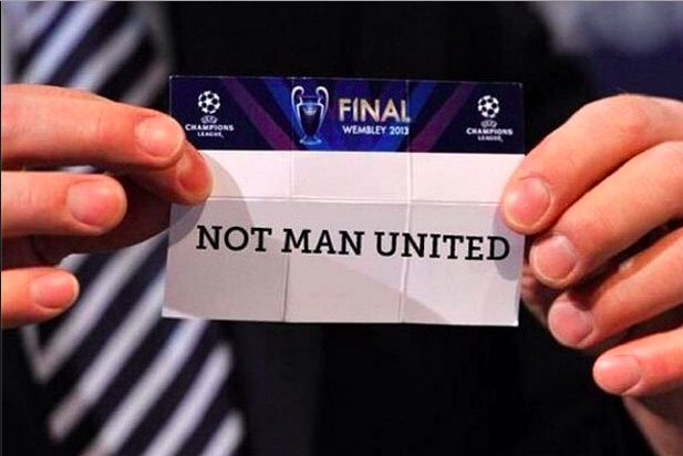 The draw is underway.  #UCLdraw https://t.co/BezzF2GpBO
