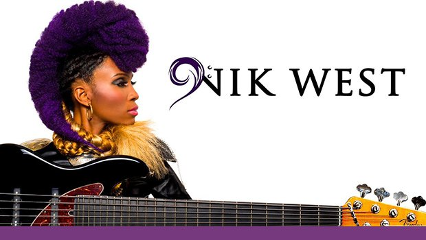 Do you have tickets to rock out w/ @Nikwestbass tonight @ The Halloran Centre?! More info >>