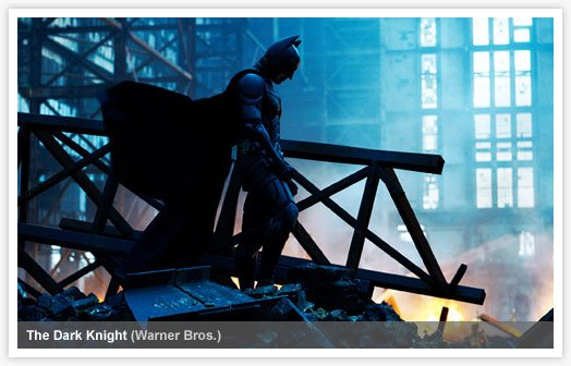 'The Dark Knight' Is Named Favorite Chicago-Made Film