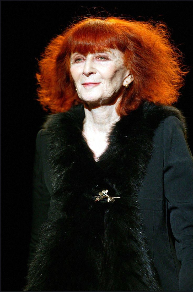 iconic fashion designer sonia rykiel has died at 86. Black Bedroom Furniture Sets. Home Design Ideas