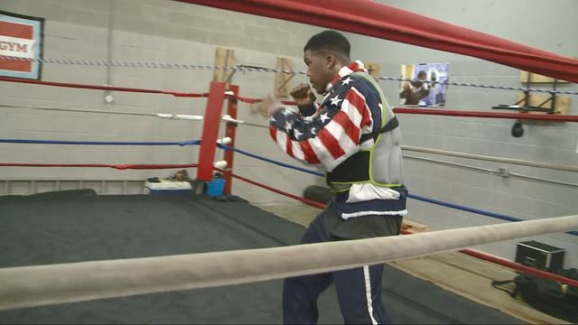 Prince George's County Olympian returns home