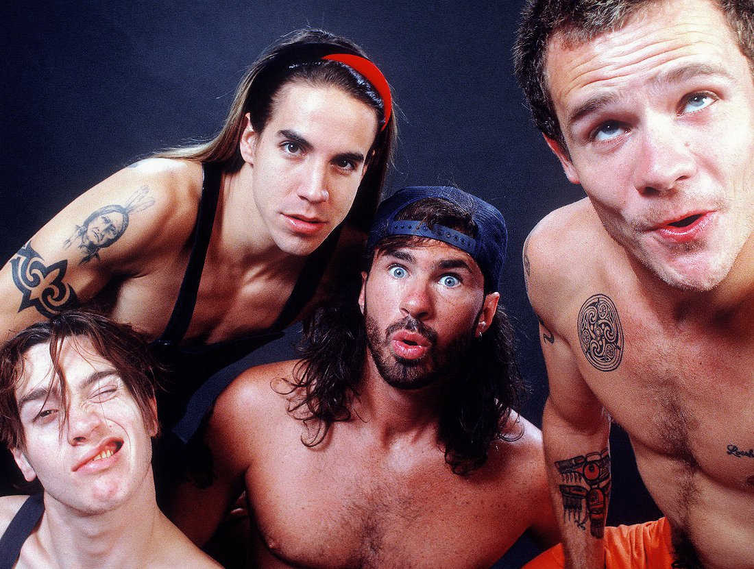 Red hot chili peppers member reveals lgbt lover