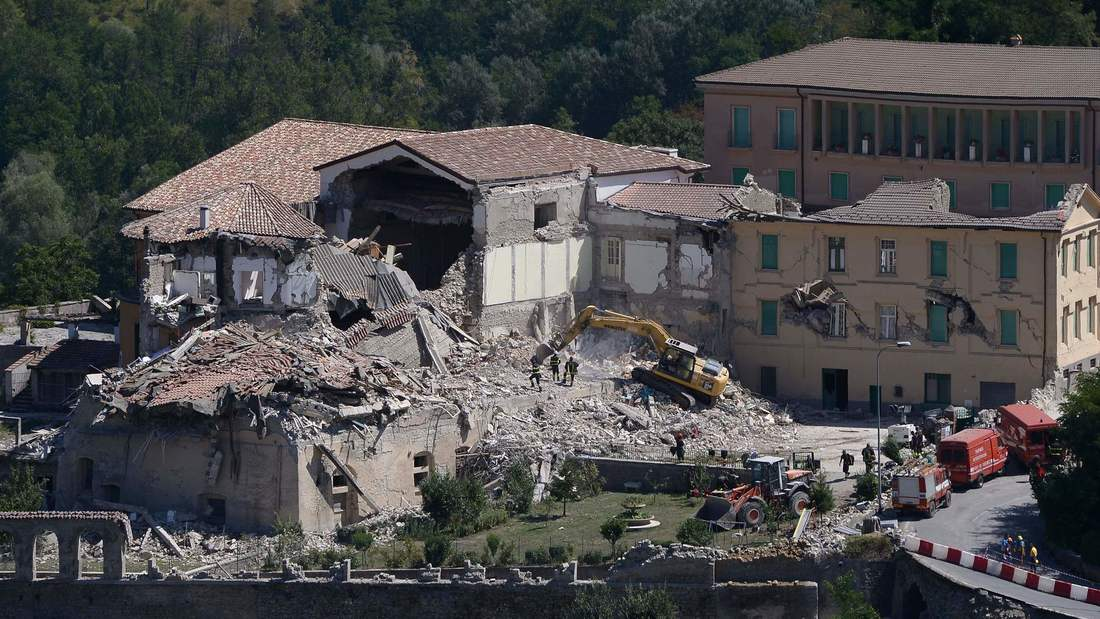 241 dead in Italy as anguish mounts over earthquakes past
