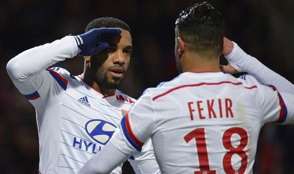 Will Nabil Fekir Be Reunited With Lacazette In Arsenal I Love Arsenal