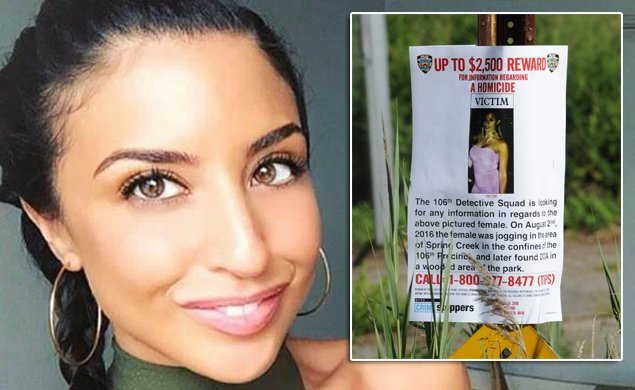 Cameras have been added to the park where jogger Karina Vetrano was killed