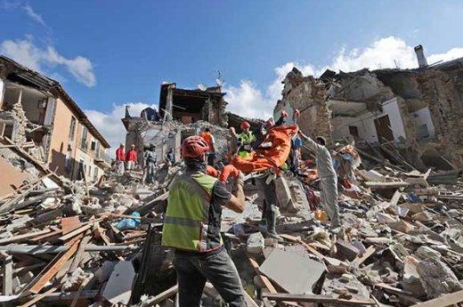 Italian earthquake death toll rises to 241