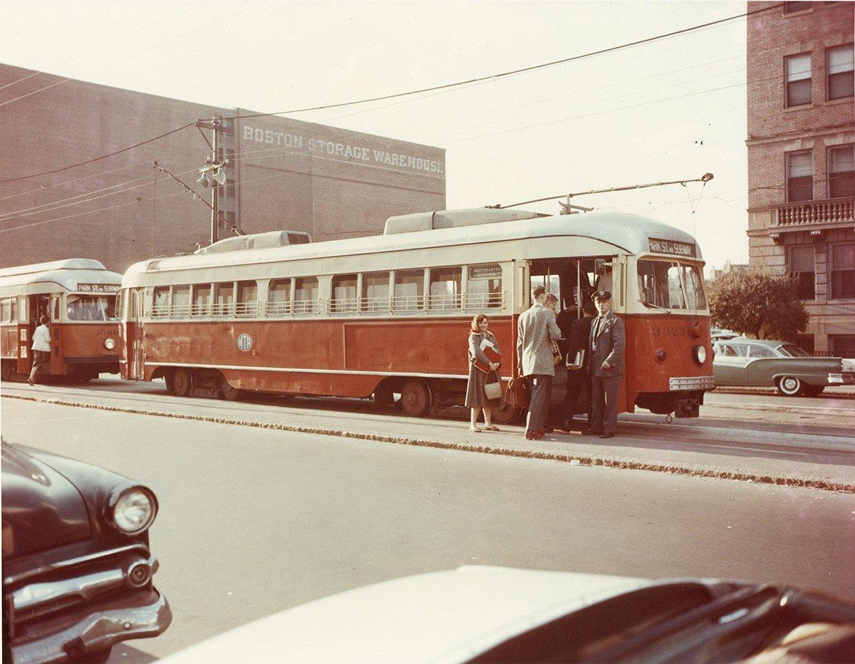 TBT: Do you know why the Orange Line is orange?