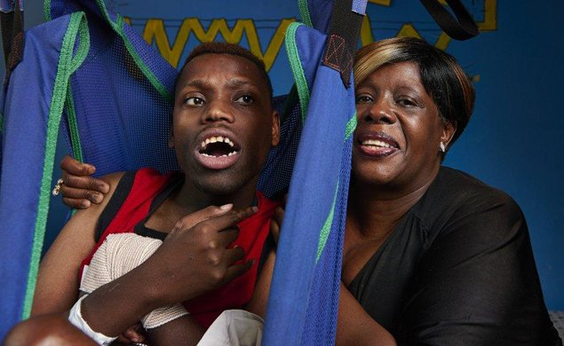 NYC mom gets better home care for son with cerebral palsy