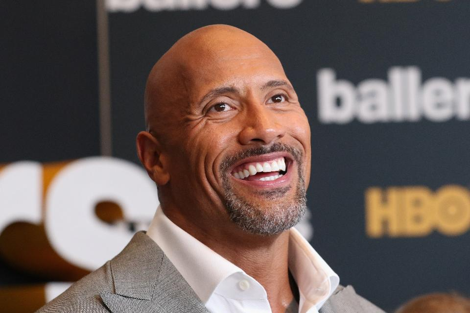 The Rock Dethrones Iron Man as World's Highest-Paid Actor 2016