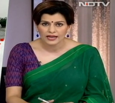 Newsreaders Haircut On Twitter Looked Great Lrcndtv In Indian