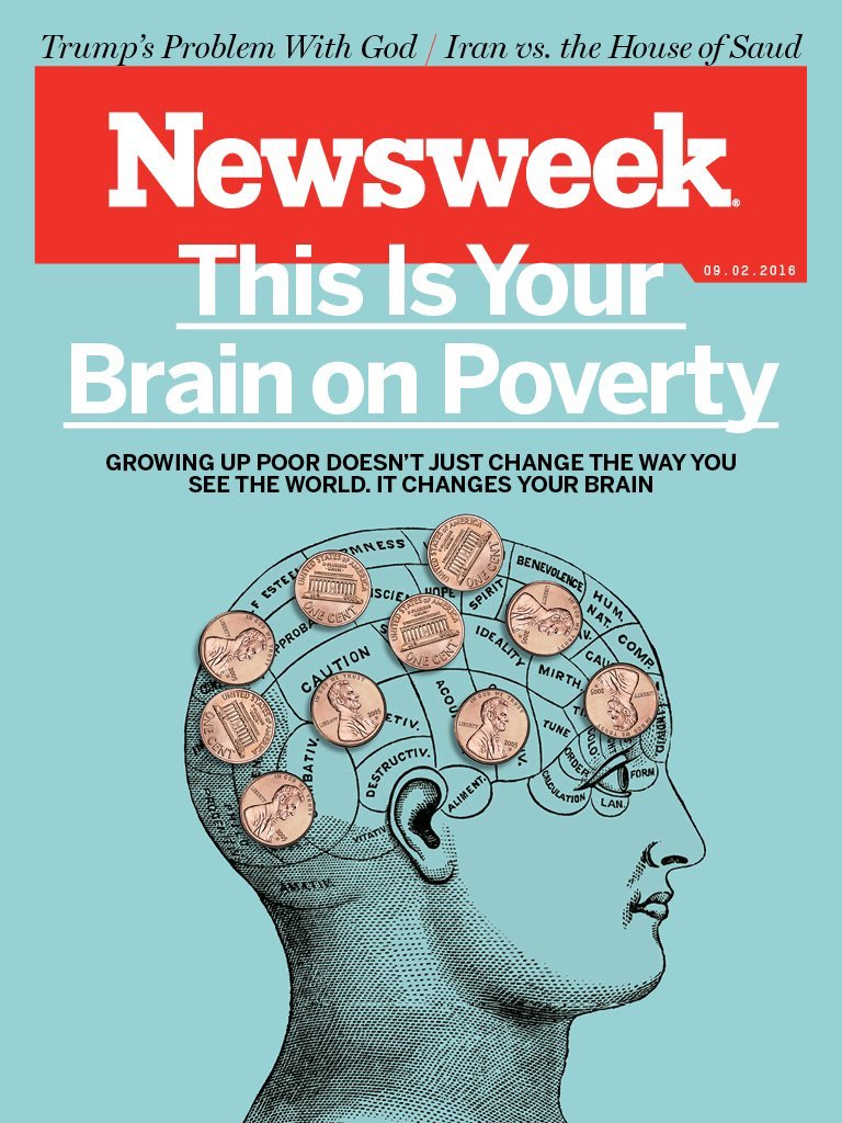 How Poverty Affects Childrens Brains >> Newsweek On Twitter Read Our Latest Cover Story On How Poverty