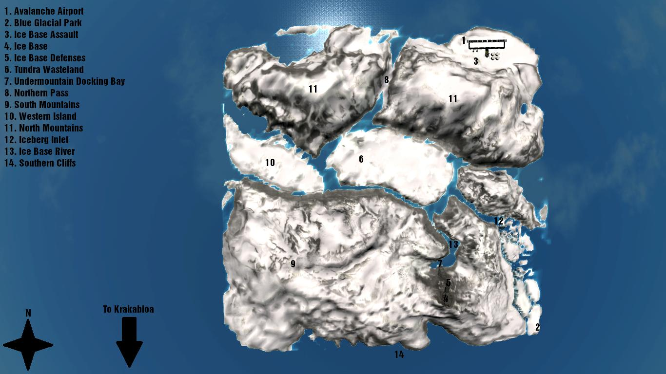 Island Map Simpleplanes