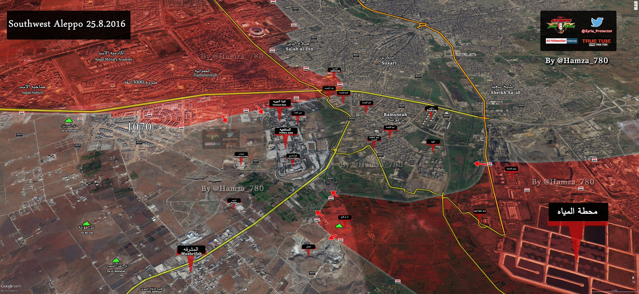 Syrian Civil War: News #9 - Page 12 CqtlfKzXYAIiwyl