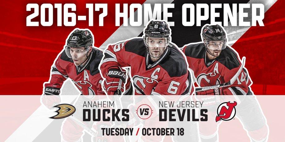 on sale 5f799 580ce New Jersey Devils on Twitter: