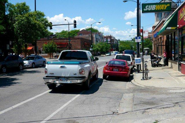 New Campaign Aims To Curb Dangerous Bike Lane Blockers