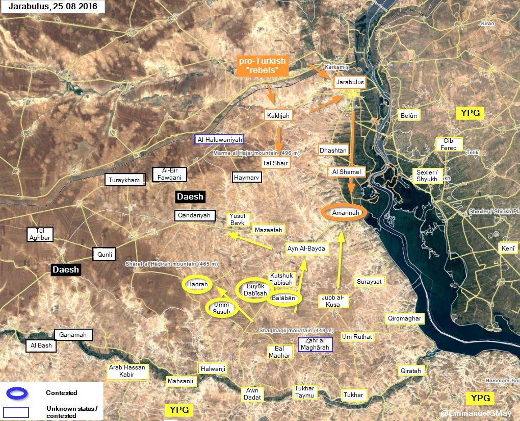 Syrische Armee setzt Eliminierung von Terroristen südwestlich von Aleppo fort