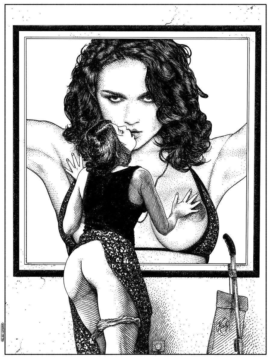 Film noir porno