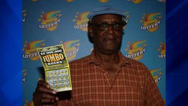 Retired Chicago bus driver wins $2 million scratch-off lottery prize while riding bus