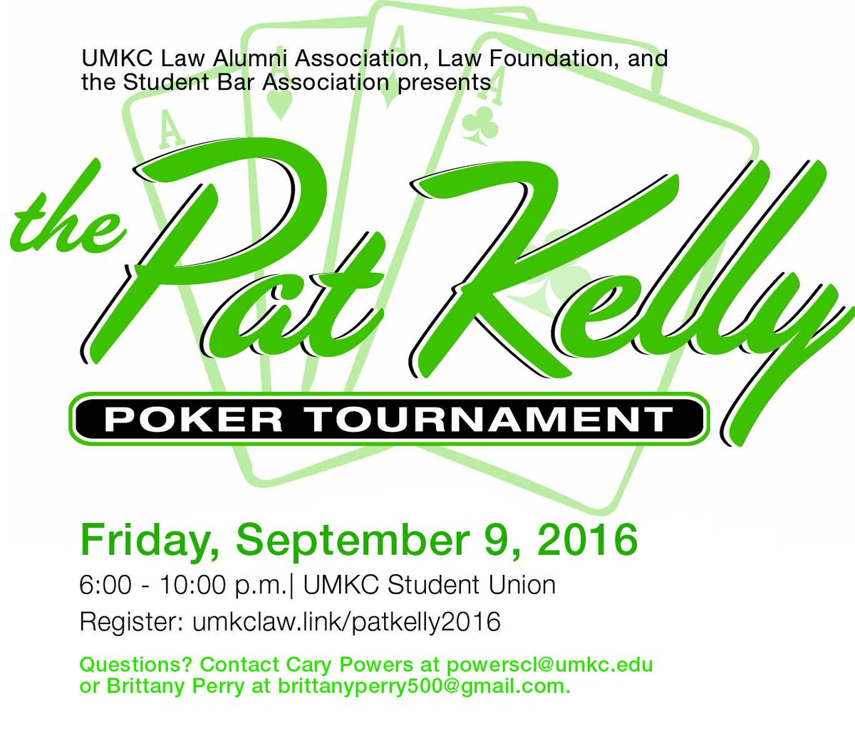 Student poker tournament : Casino risk assessment