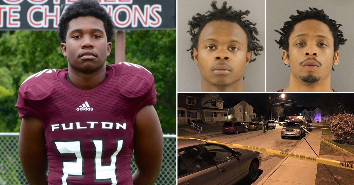 Two Tennessee men charged with shooting death of Zaevion Dobson