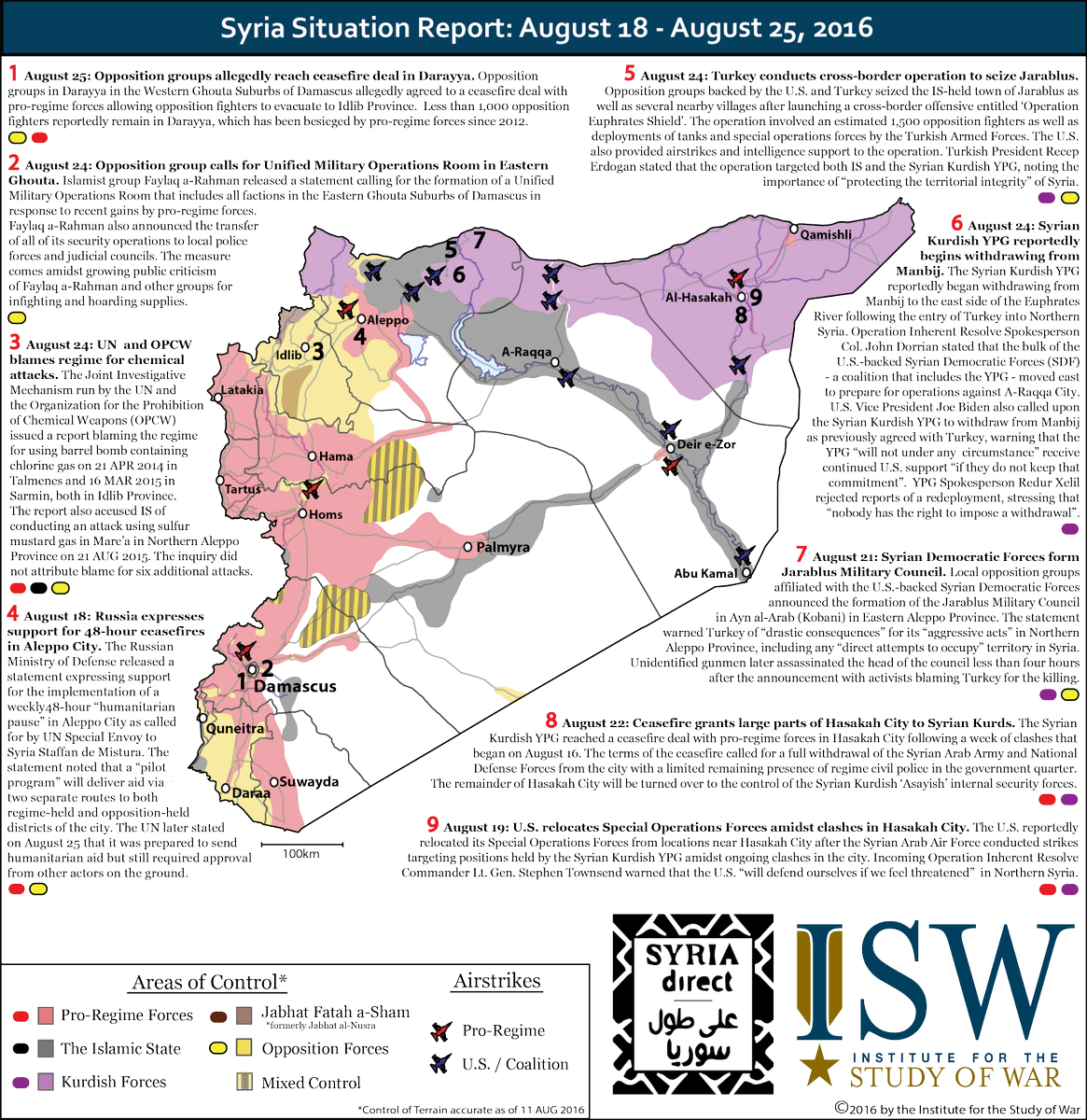 Syrian Civil War: News #9 - Page 12 CquAuYRXEAAgB_H