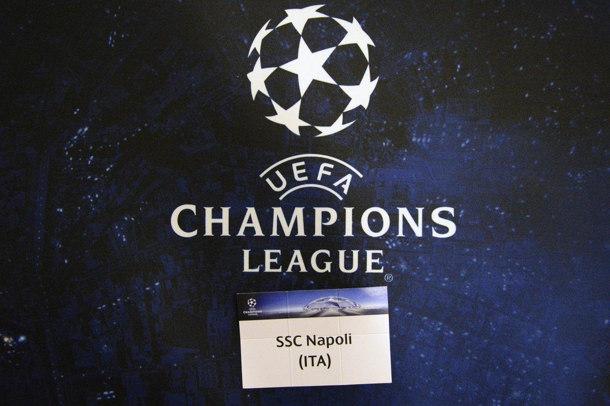 Questo è il nostro girone @ChampionsLeague: sensazioni? #UCLdraw #ForzaNapoliSempre