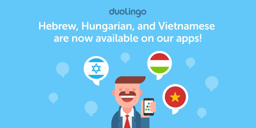 Duolingo on Twitter: