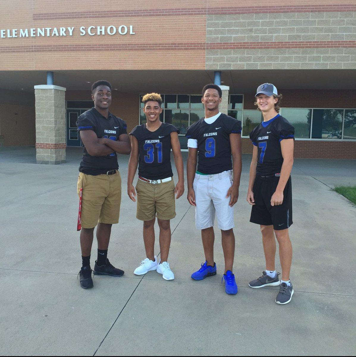 North Forney Hs On Twitter North Forney Football Players Spent
