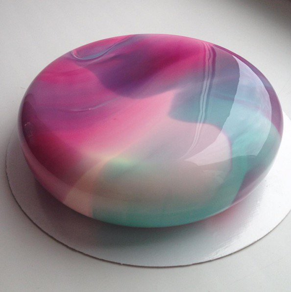 How To Make Glossy Cakes